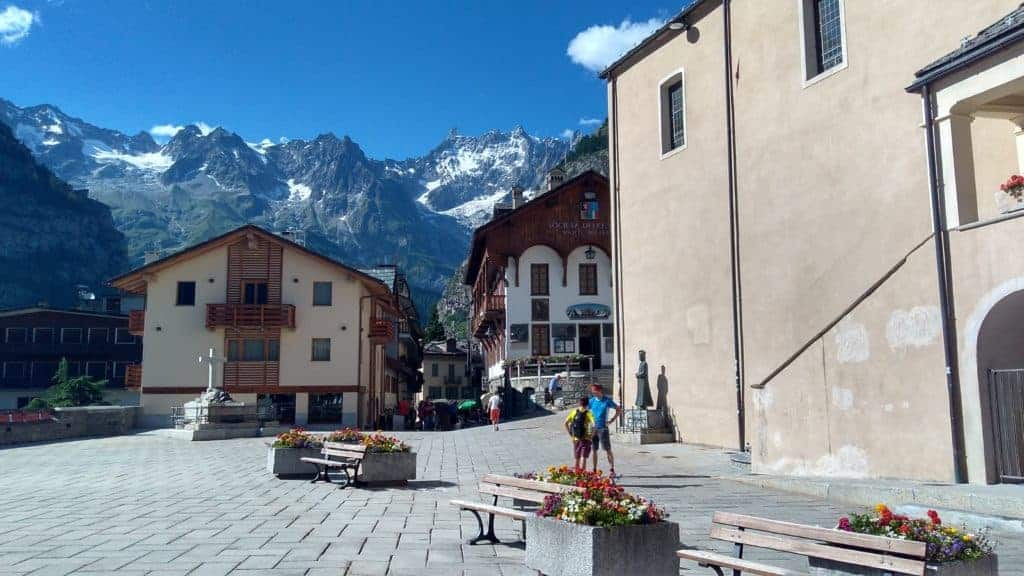 Image of Courmayeur, Italy
