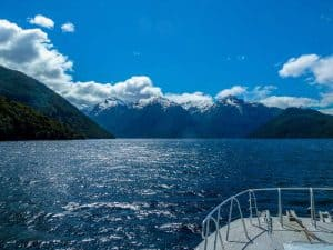 Getting to the Milford Track