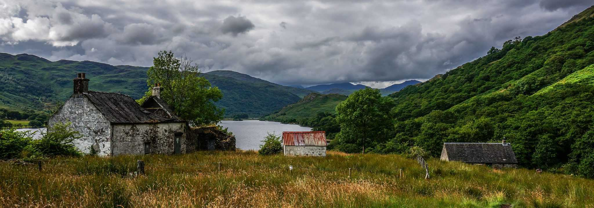 Guide to Camping on the West Highland Way - TMBtent