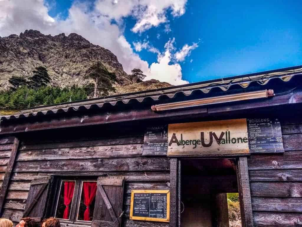 Auberge U Vallone