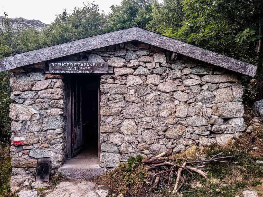 Refuge de Capanelle