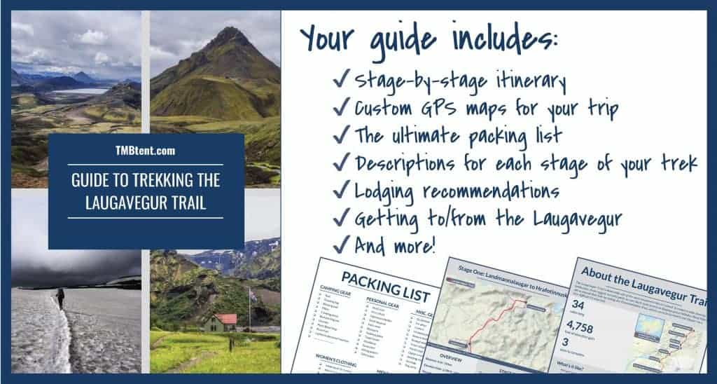 Laugavegur Trail Guide