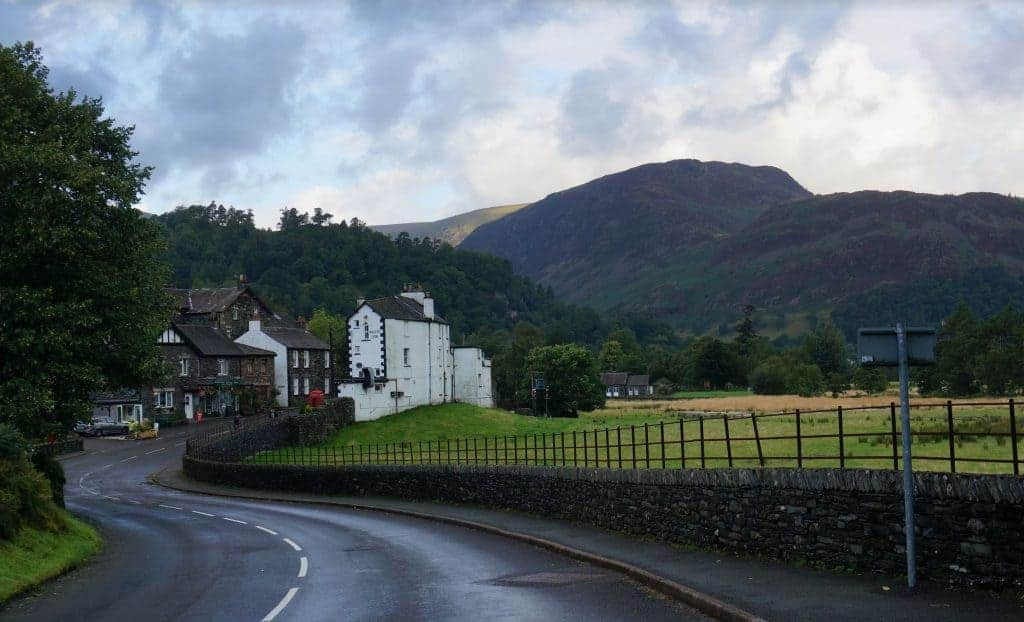 Patterdale Coast to Coast Walk
