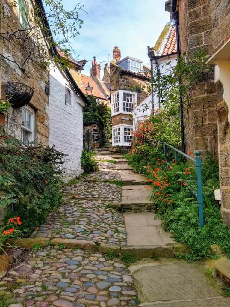 Robin Hood's Bay Coast to Coast Walk