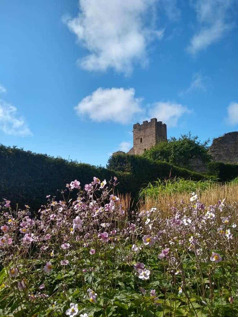 Richmond Castle Coast to Coast Walk