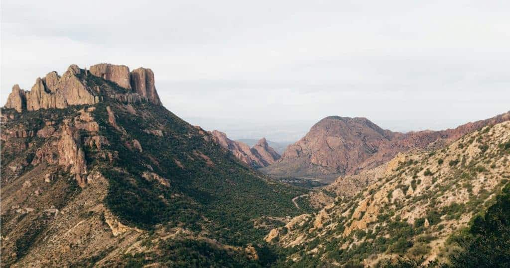 Mountains of Big Bend