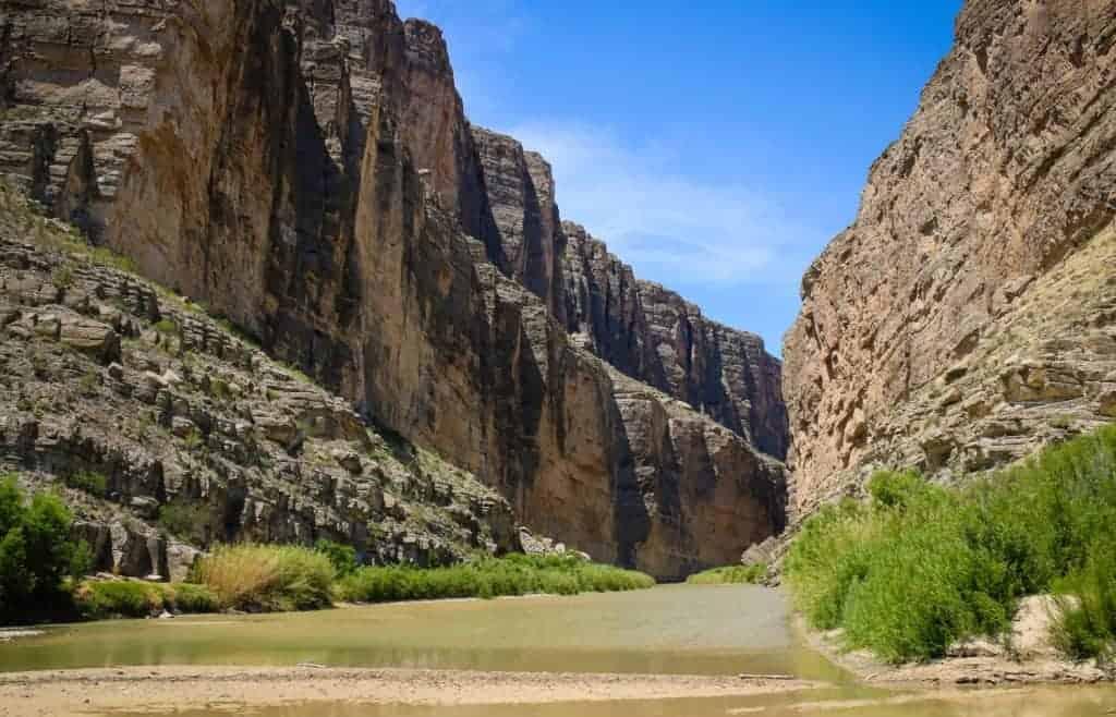 The Rio Grande River