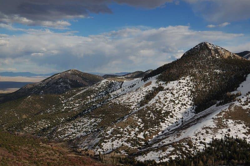 Great Basin National Park backcountry