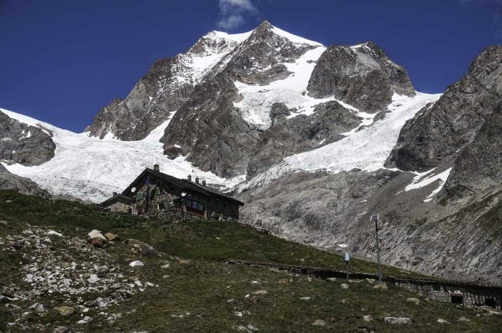 Rifugio Elisabetta, Tour du Mont Blanc Accommodation