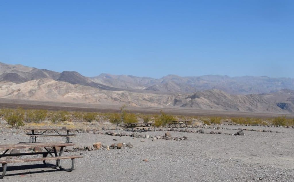 Emigrant Campground, Death Valley National Park