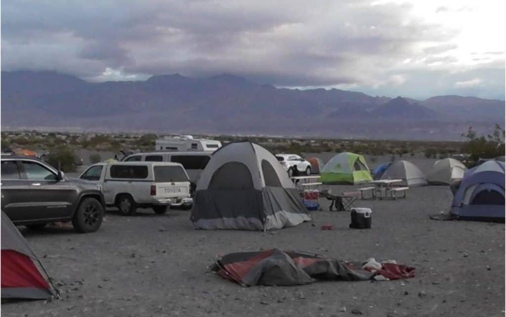 Stovepipe Wells Campground, Death Valley National Park