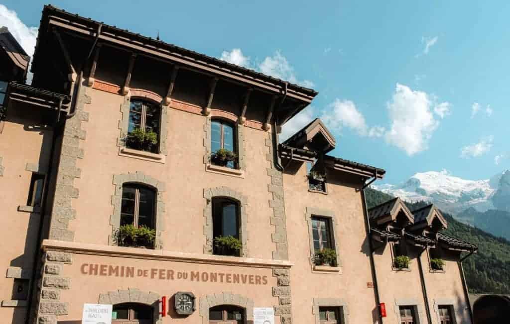 Hotel in Chamonix, France