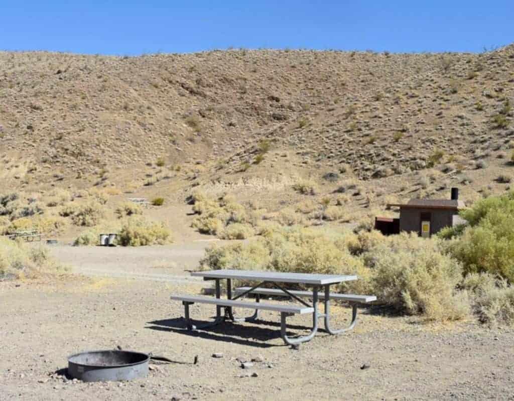 Wildrose Campground, Death Valley National Park