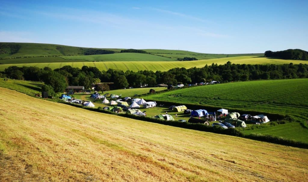 Housdean Farm Campsite