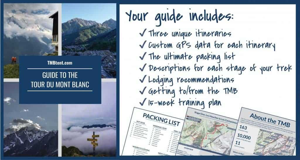 Guide to the Tour du Mont Blanc