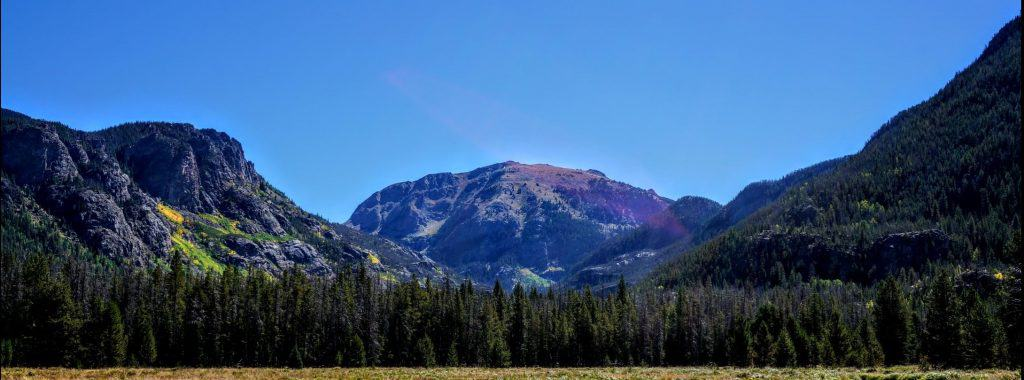 East Inlet, Rocky Mountain National Park