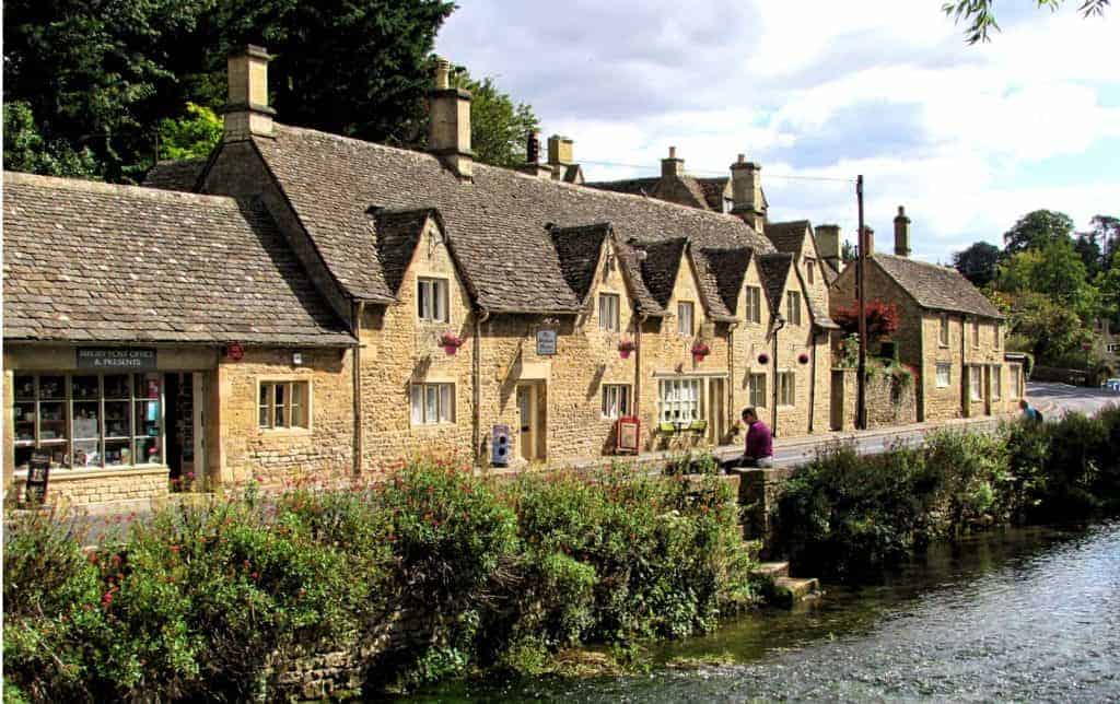 Bed and breakfast on the Cotswold Way