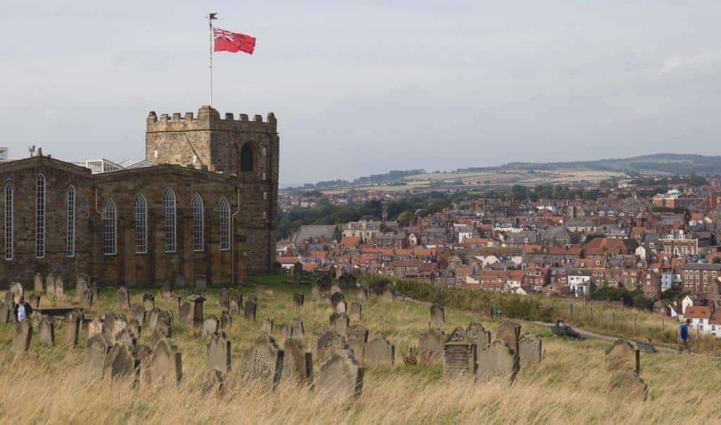 Whitby on the Cleveland Way