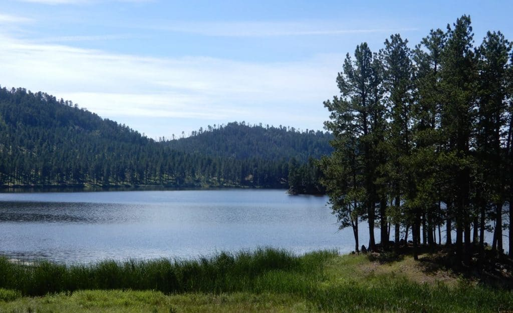 Stockade Lake Campground