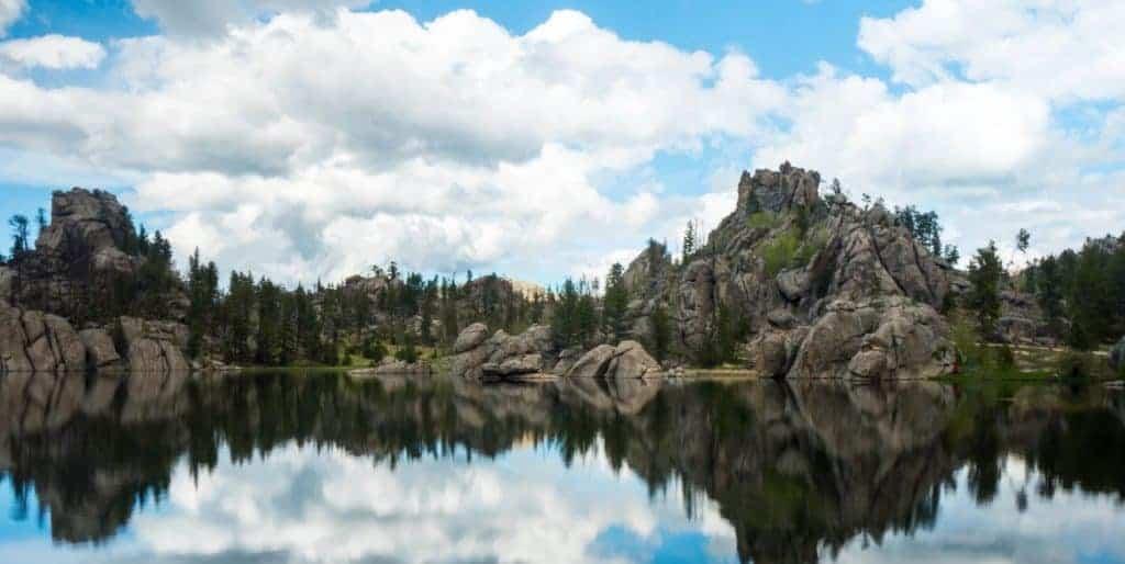 Sylvan Lake Camping