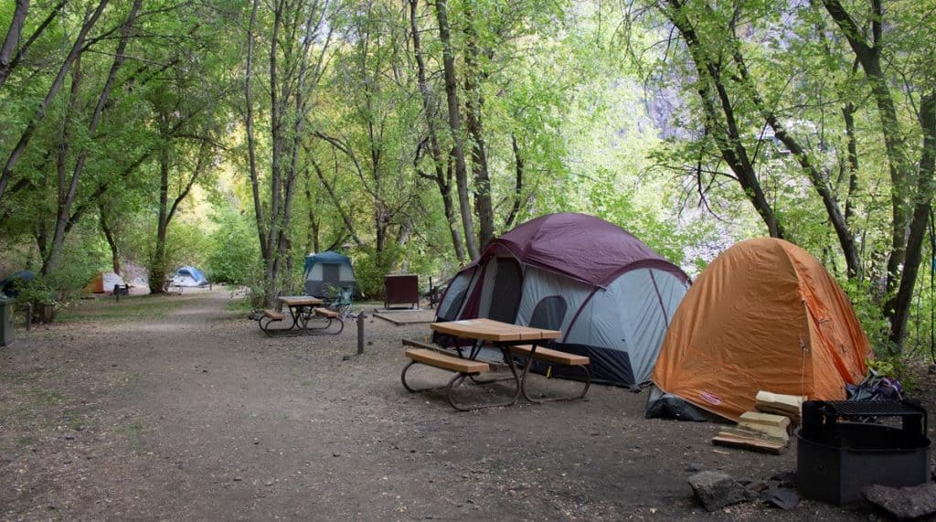 East Portal Campground