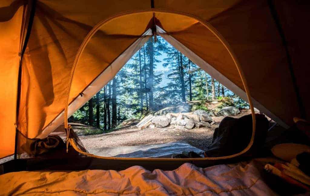 Free dispersed camping near Mt. Rushmore