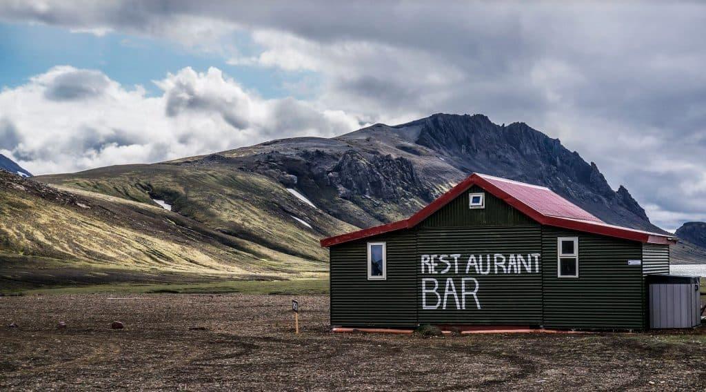 Alftavatn Restaurant
