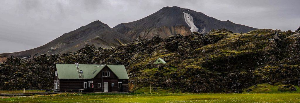 Laugavegur Trail accommodation and huts