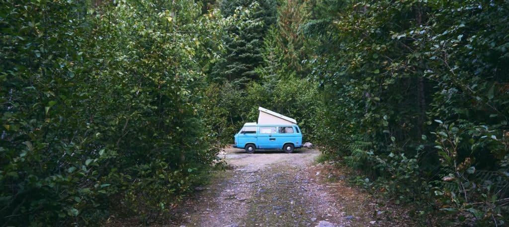 dispersed camping near Denver